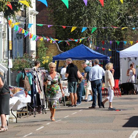 St James Street Festival