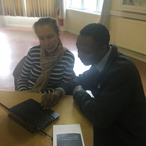 Launch of our Local Community Digital Inclusions Sessions