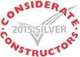 considerate constructors silver award